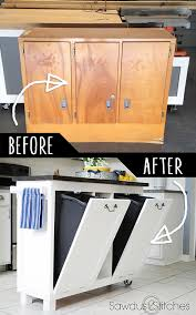 furniture for the kitchen 39 clever diy furniture hacks diy