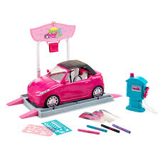 barbie toy cars toysrus barbie car wash design studio only 29 99 reg 49 99