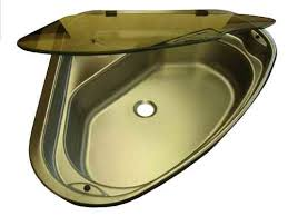 caravan sink with lid spinflo triangle stainless steel caravan sink with glass lid