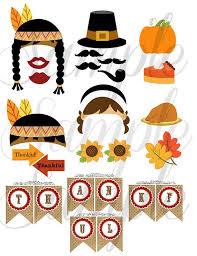 photo booth thanksgiving templates free thanksgiving 26 piece