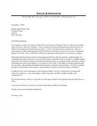 resume sample cover letter for management position