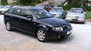 2004 audi a4 avant quattro 2 5 v6 tdi review start up engine
