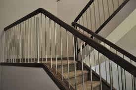 mesmerizing metal stair rails 12 stainless steel stair rails and