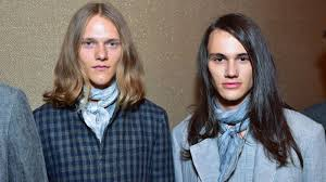 center part mens hairstly long hair ideas for men