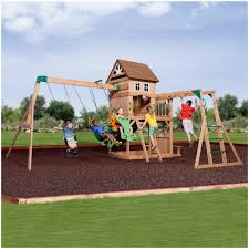 backyards fascinating backyard discovery playsets montpelier