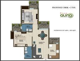 2 Bhk Floor Plans Krish Aura G 13 U2013 1 2 3 Bhk Multistory Apartments Flats