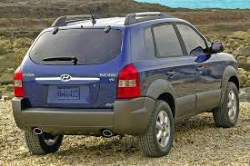 suv of hyundai 2005 hyundai tucson overview cars com