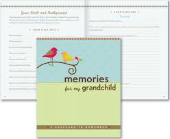 Halloween Fill In The Blank Stories Printable by Memories For My Grandchild A Keepsake To Remember Grandparent U0027s