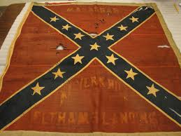 Civil War Rebel Flag Nc Battle Flags Army Of Northern Virginia Battle Flag Of The 6th