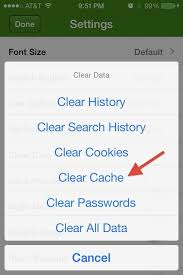 clear cookies how to clear your cache on any web browser digiwonk gadget hacks