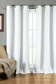 White Linen Shower Curtain Linen Shower Curtains Cintinel Com