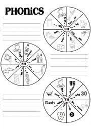 english worksheets sh ch th phonics worksheets