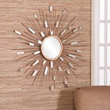 how to choose a statement wall mirror eieihome