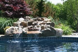 water features for pools in souderton premier pools u0026 spas