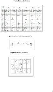 lettere straniere in corsivo maiuscolo e minuscolo materiale per gli insegnanti pdf