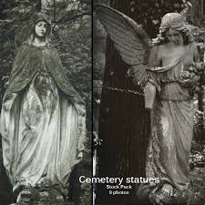 cemetery statues cemetery statues stock pack by stuff stock on deviantart