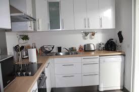 cuisine blanc et kitchens id cuisine inspirations et impressionnant deco blanc et