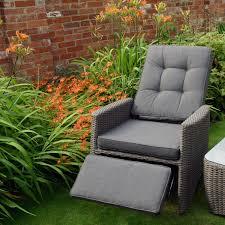 Outdoor Reclining Chairs Milborne Glider Chair