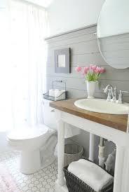 Modern Farmhouse Bathroom How To Style A Modern Farmhouse Bathroom Beneath My