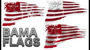 Florida Flag History Bama Flag Cnc Metal Art For Sale Bama Hype Video Florida