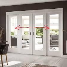 French Doors With Opening Sidelights by Windows When I Replace The Slider And Windows In The Living Room