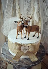 buck and doe wedding cake topper groom wedding cake topper deer buck and doe customized