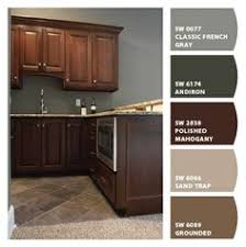 kitchen wall colors with dark cabinets paint colors for kitchens with dark cabinets dark cabinet kitchen