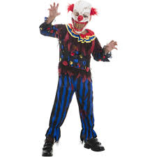 killer clown costume killer clown child costume walmart