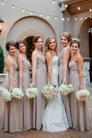 chagne bridesmaid dresses wedding bridesmaid dress colors wedding party decoration