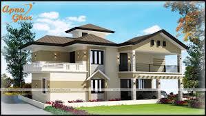 house duplex duplex house design by apnaghar co in homify