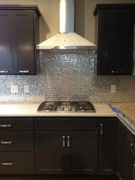 Need Suggestions For Keeping White Backsplash Grout Clean - Backsplash behind stove