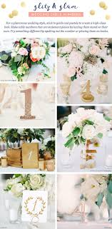 wedding table number ideas 28 wedding table numbers for every wedding style