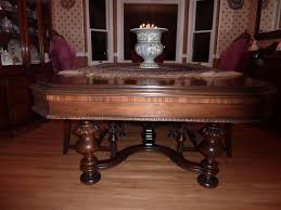 antique dining room tables and chairs endearing antique dining room sets for sale magnificent dining