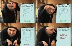 Meme Dance - just dance 10 meme xyz