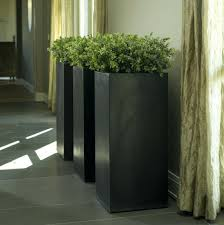 planters tall rectangle planter box grey boxes for sale diy