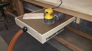 delta downdraft sanding table how to build a down draft sanding table youtube