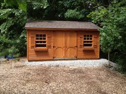 Shed Style Log Cabin Style Shed U2022 Amish Sheds In Ct