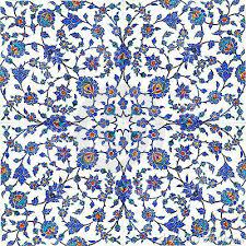 Pattern Ottoman Ottoman Tiles From 50 Million High Quality Stock