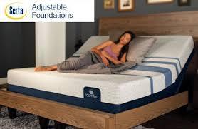 Custom Comfort Mattress Serta