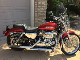 harley davidson sportster 1200 in michigan for sale used