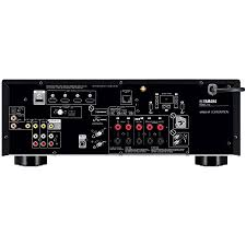 home theater systems with receiver yamaha rx v483 5 1 channel home theater receiver with wi fi and