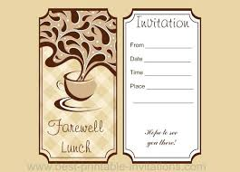 lunch invites lunch invitation template lunch party invitation template business