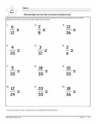 equivalent fractions worksheet 6th grade free worksheets library