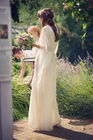 matthew williamson wedding dresses hanging flowers and a matthew williamson gown for a country