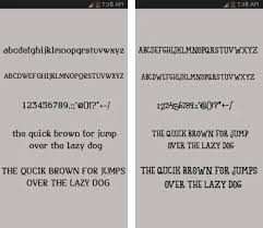 fonts for android calligraphy fonts for android apk version 0 3