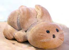 easter stuff easter bunny shaped bread recipe