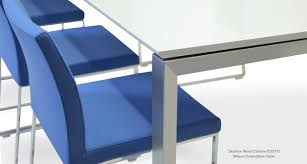 Extendable by Milano Modern Extendable Dining Tables Sohoconcept