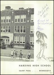 paul harding high school yearbook explore 1960 harding high school yearbook st paul mn classmates