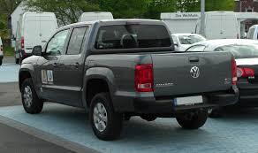 volkswagen tdi truck file vw amarok 2 0 tdi 4motion dc u2013 heckansicht 17 april 2011
