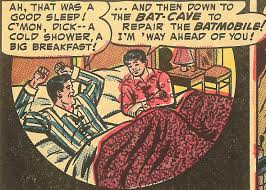 gay bedroom tumblr the history of the gay subtext of batman and robin
